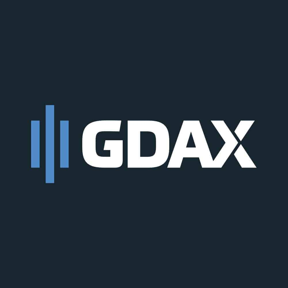Exchanges Gdax
