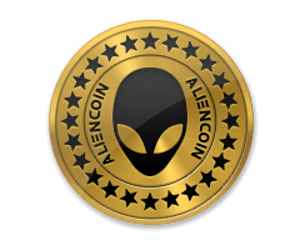 AlienCoin live price