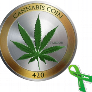 CannabisCoin live price