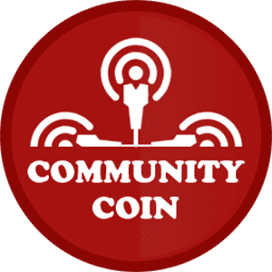 Community Coins live price