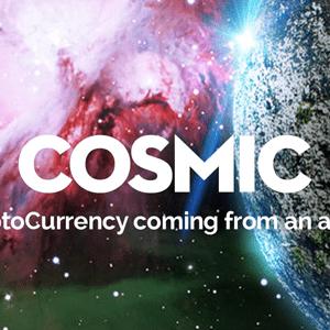Cosmic live price