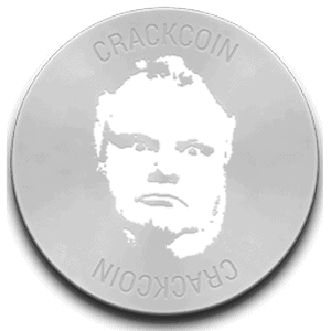 Buy CrackCoin cheap