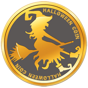 Halloween Coin live price