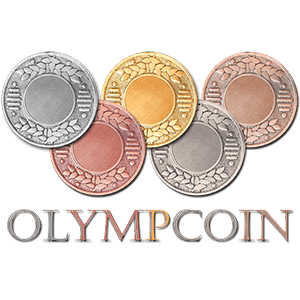 Buy OlympCoin cheap