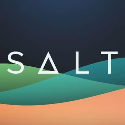 Salt Lending live price