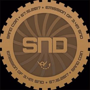 Sandcoin live price