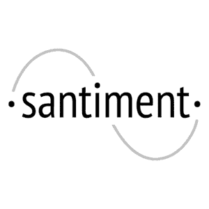 Santiment live price