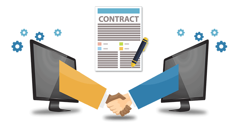 fonctionnement smartcontract