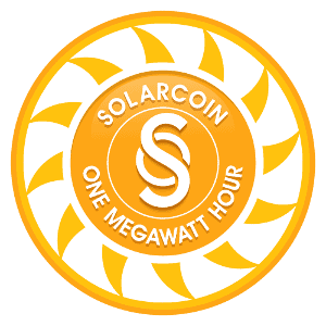 SolarCoin live price
