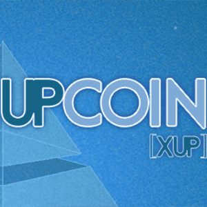 UPcoin live price