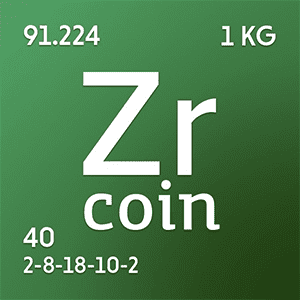 ZrCoin live price