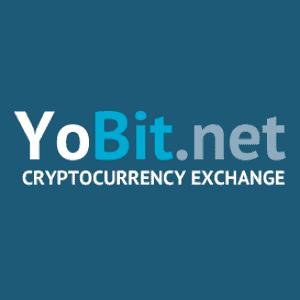 Exchanges Yobit